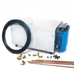 Copper Self Install Kit w/ Pulley Driven Pump