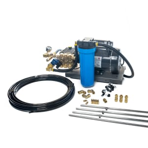 Stainless Steel Kit w/ Direct Drive Pump